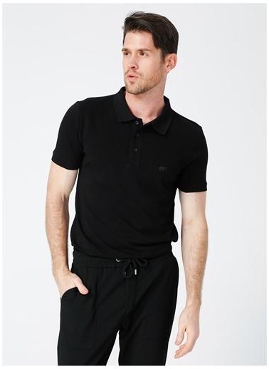 Bad Bear Bad Bear Erkek Siyah Polo T-Shirt Siyah